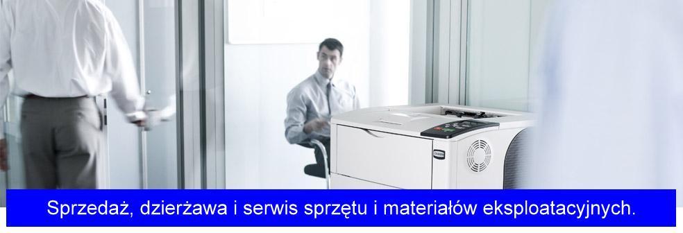 Serwis Kyocera, UTAX, Ricoh Warszawa. Sprzedaż urządzeń. Konfiguracje sieciowe.