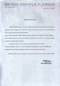 referencje_BIBLIOTEKA_WARSZAWY