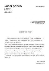 referencje_Laser Polska