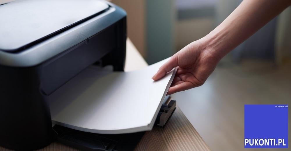 Jaki papier do drukarki i kopiarki